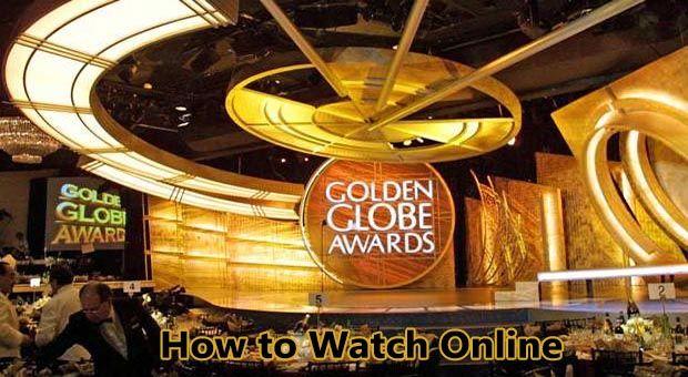 Golden Globes 2019 Live Stream